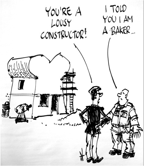 lousy constructor